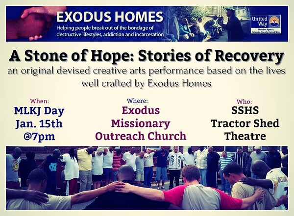 Stones of Hope: Stories of Recovery