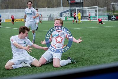 U19 STLFC host FC United