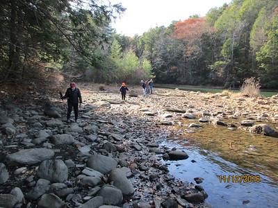 November 12 Saturday Hike