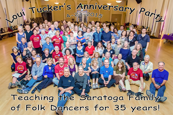 Folk Dance Events