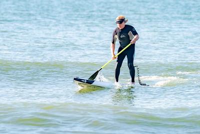 Alex SUPing Long Beach 6-14-20
