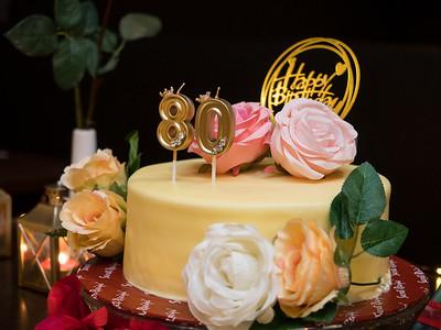 Madam Manhalam's 80th Birthday Celebration