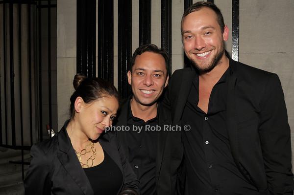 Jen Betts, R.J. Rousso, Shae Shaevin photo by Rob Rich/SocietyAllure.com © 2014 robwayne1@aol.com 516-676-3939