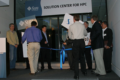 HPC Center opening in Hillsboro