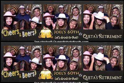 Joel's 60th & Queta's Retirement Party