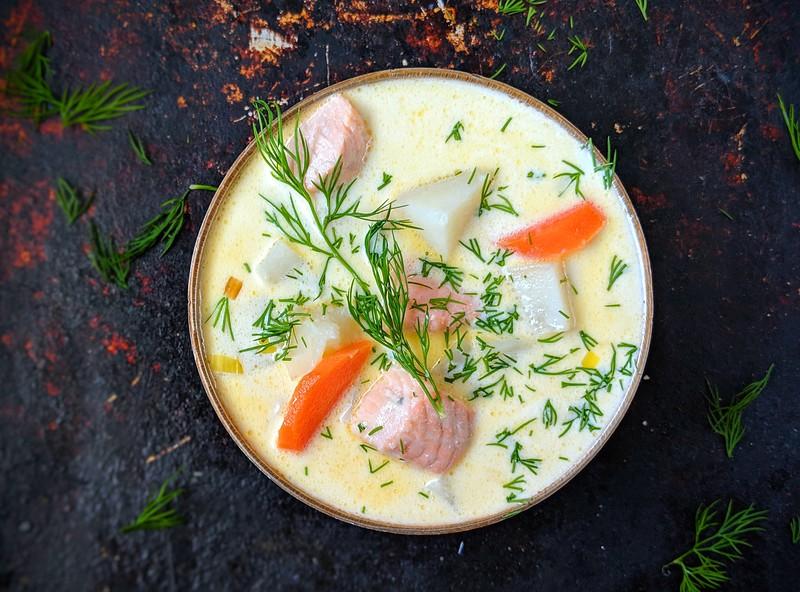 Lohikeitto Finnish Salmon Soup dark hor 8.jpg