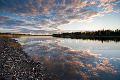 Ostoskwin-Attawapiskat Rivers, Ontario