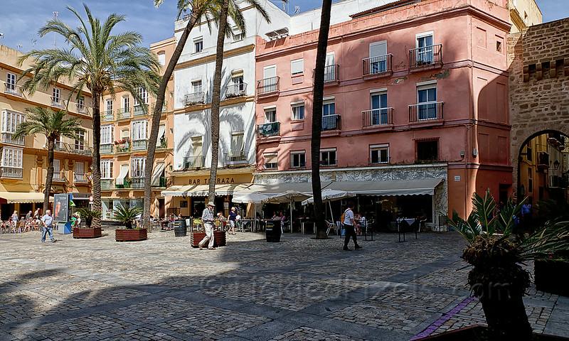 Plaza Catedral, Cadiz