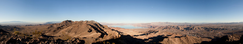 Vegas-Lake Mead Pano