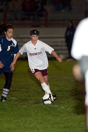 Montesano HS vs. Forks HS, October 9, 2008