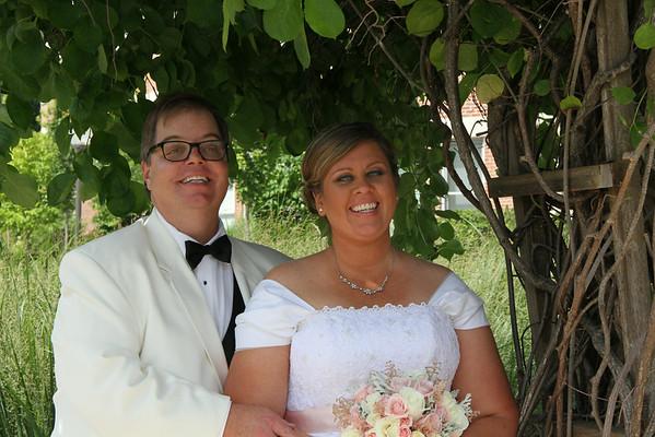 Sean and Amy Wedding