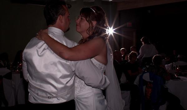 Mindy and Darren Wedding Show