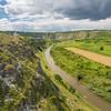 The Monastery and the River, Orheiul Vechi, Moldova