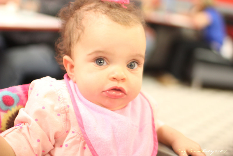 Sophia's Visit February 24, 2014