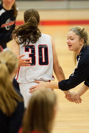 Susq Twp vs Red Land Varsity Girls Basketball