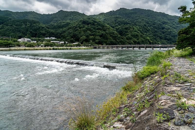 Ōi River, Arashiyama