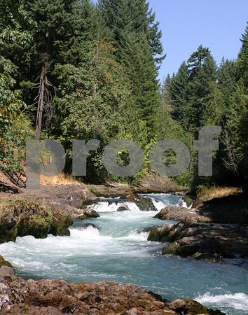 White Salmon River