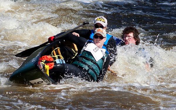 Kenduskeag Canoe Race 2017