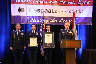 2017 Spaatz Association 15th Annual Dinner and Awards Gala