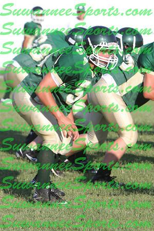 Suwannee Middle School Football 2013