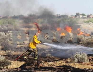 Brush Fire 347 7-11-2019