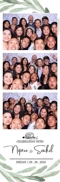 Niprae & Somkol'sWedding Celebration 08.28.20