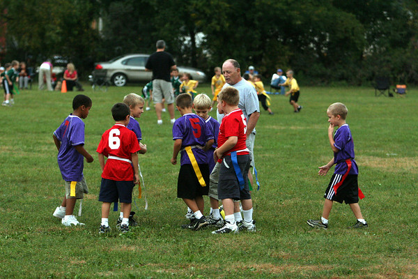 2007 ROCHELLE FLAG FOOTBALL THE LAST GAMES