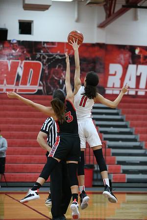 Ladies Basketball - Jan. 21, 2020 Pamview @ Sharyland_MM