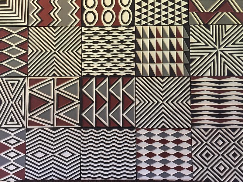 Rwandan patterns