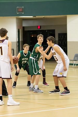 B Team vs Forest Lake