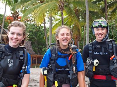 St. Lucia 2015 Kids Sea Camp weeks