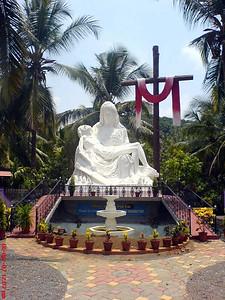Pieta - Mother Mary and Jesus Christ