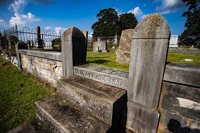 AIDB cemetery