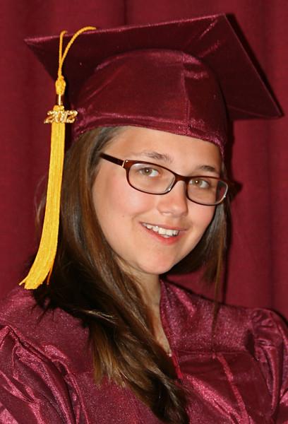 Tess' Graduation 2012