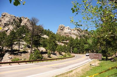 Mt. Rushmore & Needles Highway