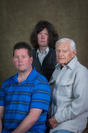 Mike, Bob & Chris Spier