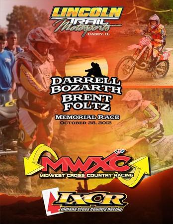 2012-10-28 Bonus Race