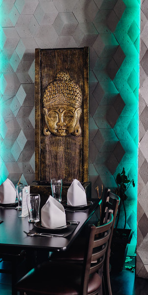 Saffron @ grove Restaurant
