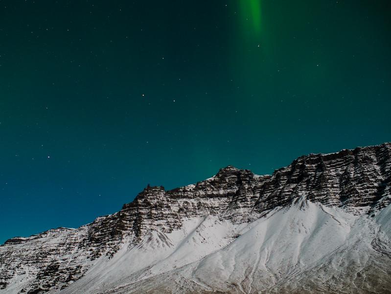 Aurora at Hali
