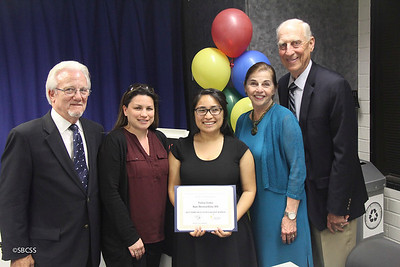 2017 AVID Scholarship Recipients