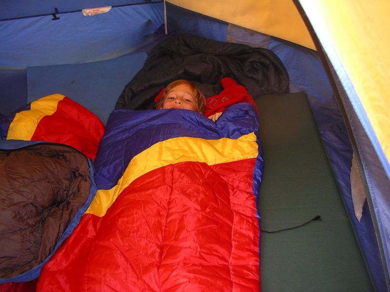 I love this tent!