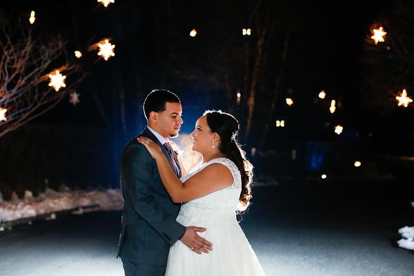 Raysa + Joey's Wedding