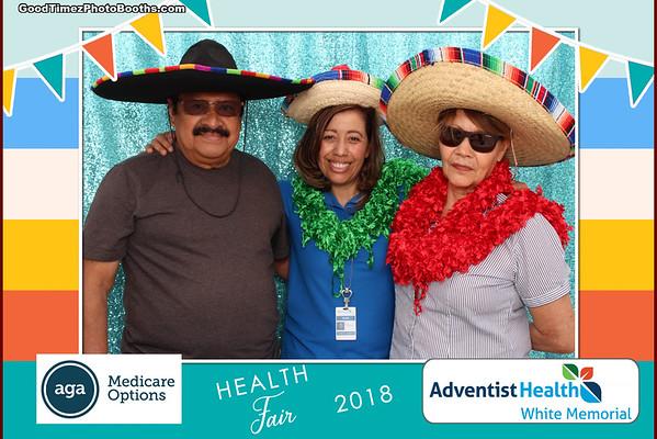 Health Fair Plaza Mariachi 2018
