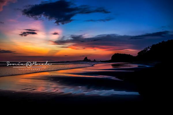 Ocean & Sunset
