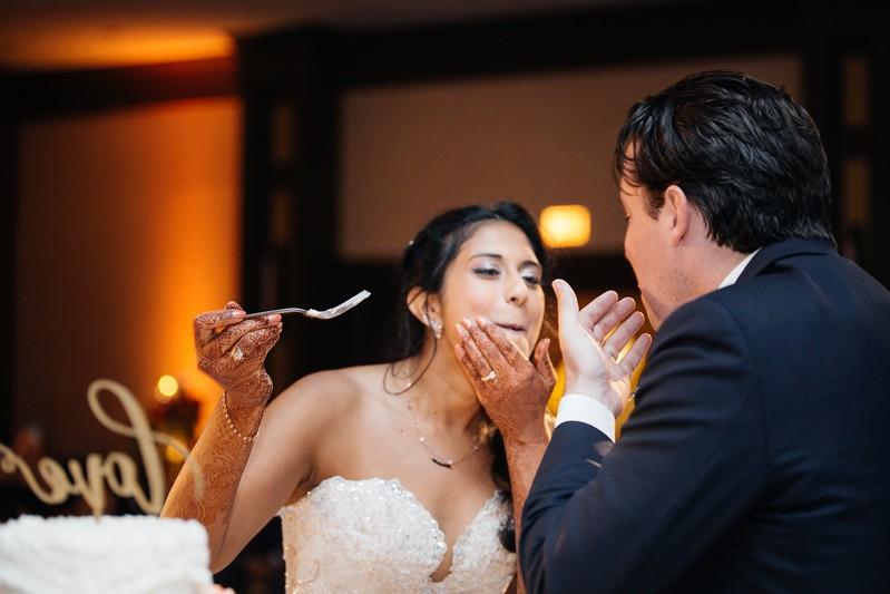 LeCapeWeddings Chicago Photographer - Renu and Ryan - Hilton Oakbrook Hills Indian Wedding -  1026.jpg