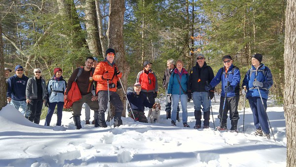 February 18 Saturday Hike