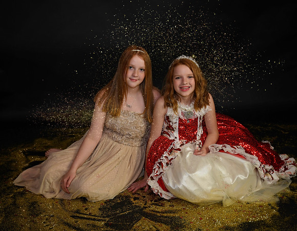 Lexi and Riley Glitter Sessions