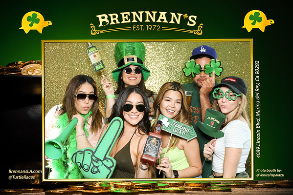 2019 St. Paddy's Day Festival Photo Booth