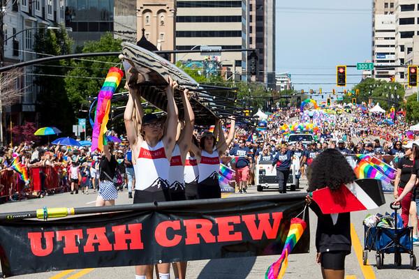 Salt Lake Pride Parade 2019