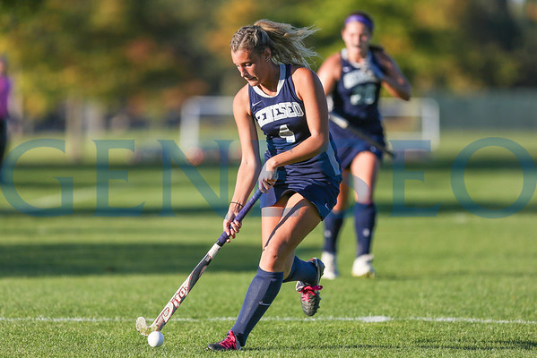 Field Hockey vs. Mustangs (Faculty Recognition)